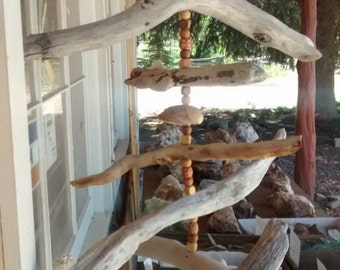 Southwest Driftwood Wind Chime
