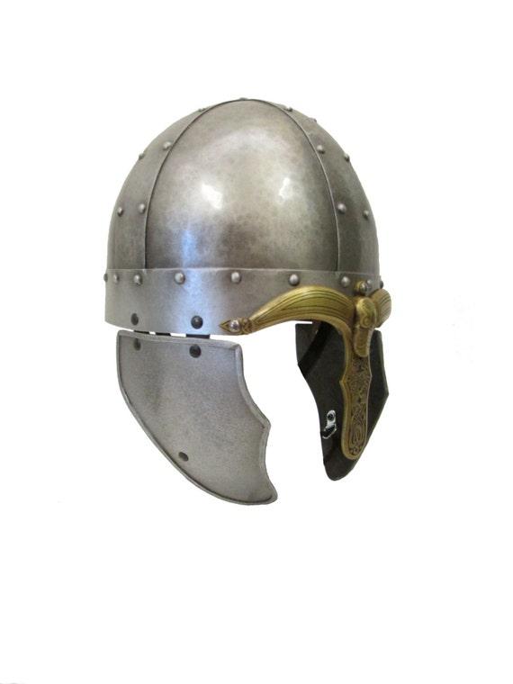 Larp Armour Spangenhelm saxon viking helmet