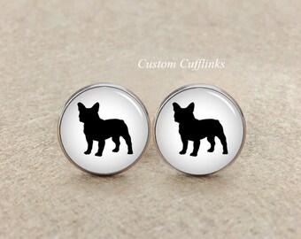 Dog Cufflinks, Wedding Cufflinks, Custom Mens Gifts,Labrador Cufflinks, Dog Cufflinks, Labrador silhouette, Men Cufflinks, Dog Cuff links