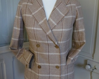 COURREGES - jacket vintage woman - size 36FR