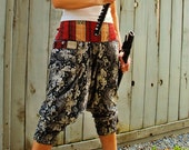 Samurai Waves Ninja Pants (Unisex) NK9d