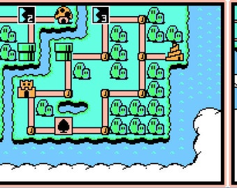 Super Mario Bros. 3 World 5