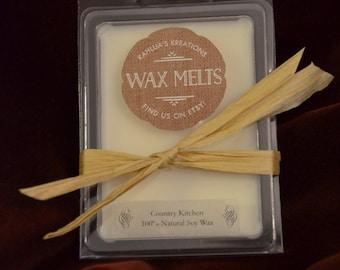 Country Kitchen Wax Melt