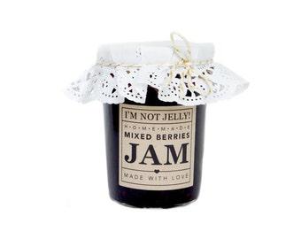Mixed Berries Jam