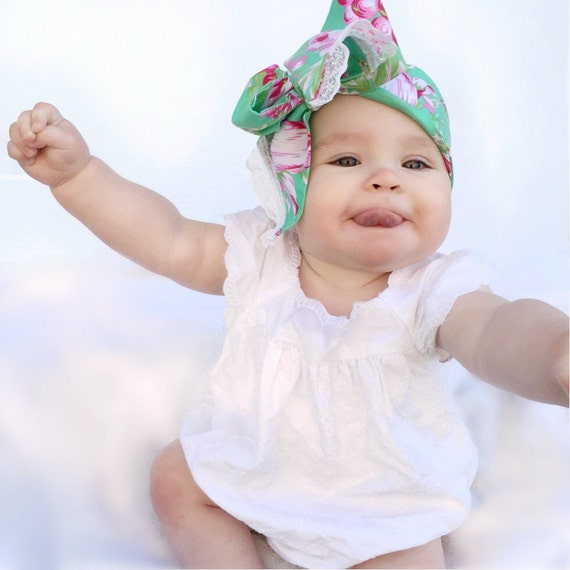 Baby Head Wrap Baby Head Wraps Baby Turban Big Bow Head
