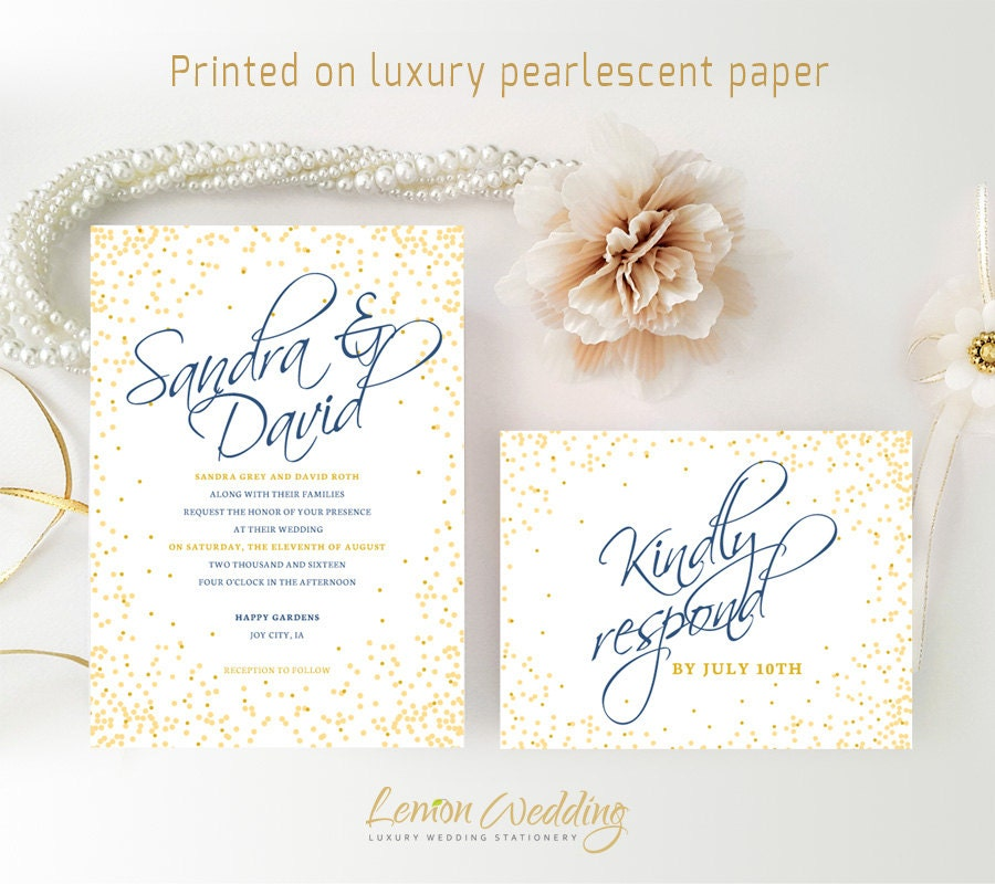 Cheap Invites For Wedding: Cheap Wedding Invitations Printed On Luxury Shimmer Cardstock