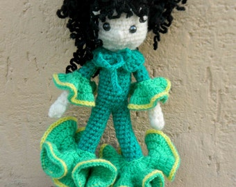 Amigurumi dolls pattern
