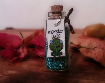 Monster Guts in Bottle
