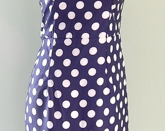 1950's Vintage 'STYLE' Wiggle Dress, Handmade