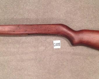 Vintage M-1 Carbine Wooden Stock C005