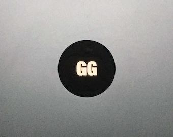 GG Macbook Decal / Macbook Pro Sticker