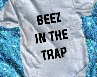 BEEZ in the TRAP TEE