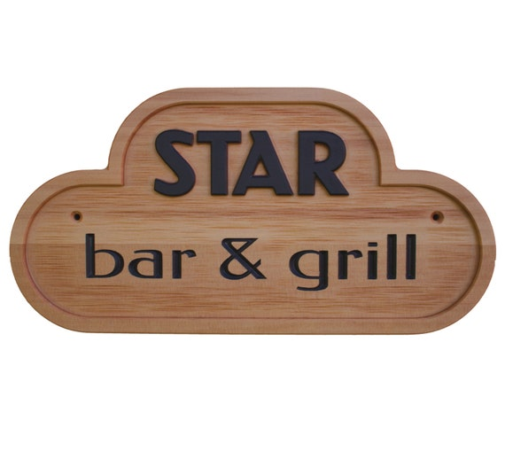 items similar to wooden sign with raised letters and With raised letter wood signs