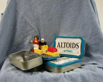 Travel Lego Tin