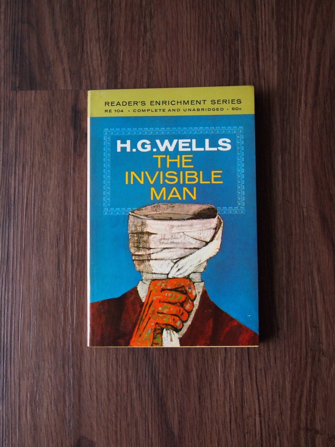 the invisible man by hg wells essay The invisible man is a science fiction novel by h g wellsoriginally serialized in pearson's weekly in 1897, it was published as a novel the same year the invisible man of the title is griffin, a scientist who has devoted himself to research into optics and invents a way to change a body's refractive index to that of air so that it neither absorbs nor reflects light and thus becomes invisible.