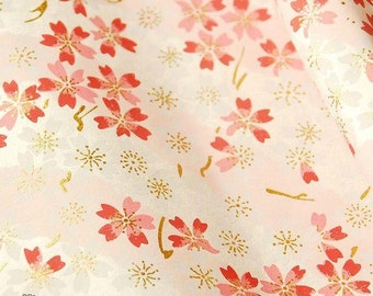 Japan Origami Paper / Yuzen Chiyogami / Washi / Traditional Japanese Favour Crafts 14* 14 / 20 sheets #334