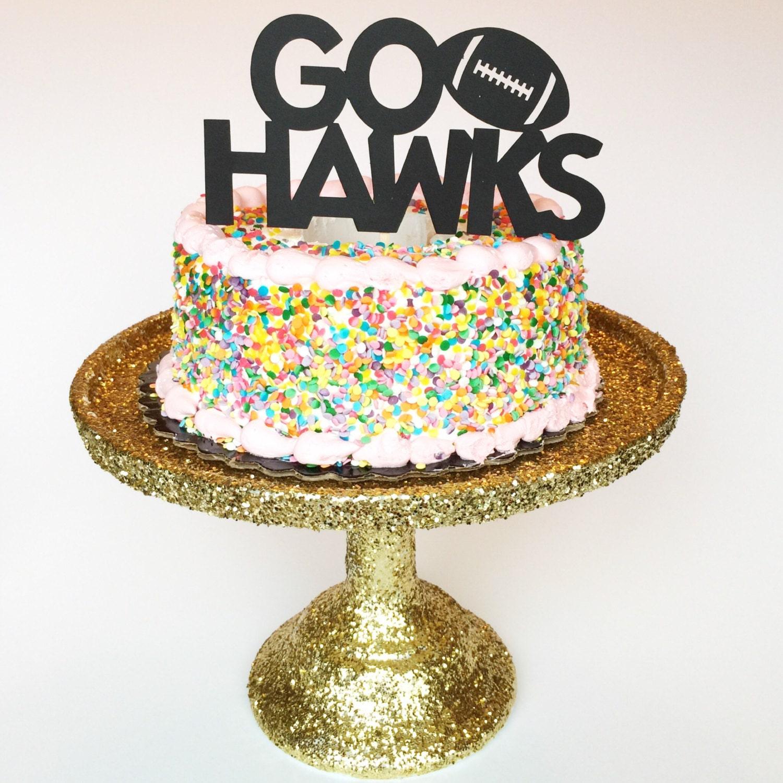 Iowa Hawkeye Cake Topper