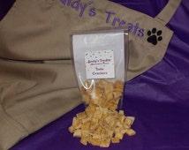 Gourmet Cat treats - Tuna Crackers