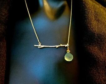 Delicate Branch Necklace
