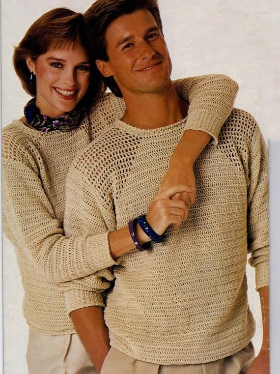 Mens Sweater Crochet Pattern Gallery Knitting Patterns Free Download