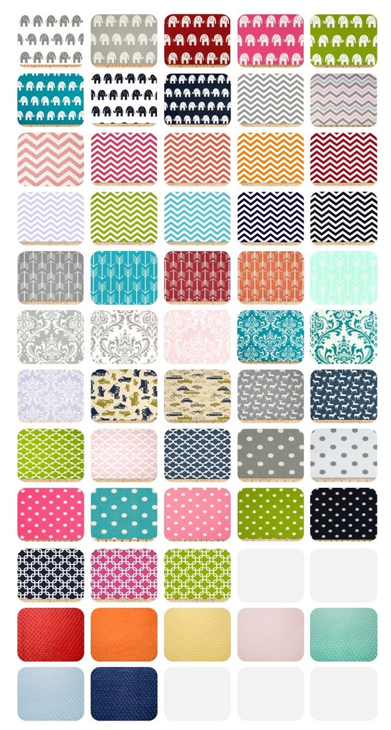 Items Similar To Fabric Swatch Mix And Match All Fabrics