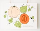 Handmade Art Print, Botan...