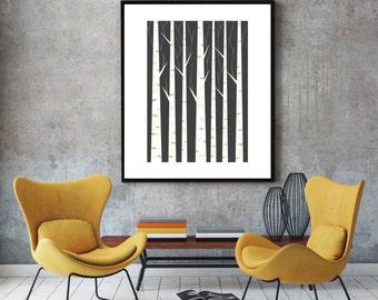 Home decor wall art, minimalist home decor, wall art print, home decor, wall art large, wall art abstract, art prints, home art, print