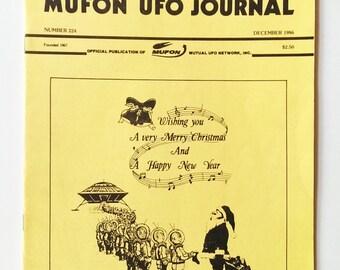 MUFON UFO Journal #224