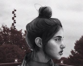 Digital Personal Portrait (3)