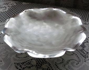 WMF-IKORA Tarnish Resistant Silverplated Footed Bowl