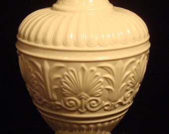 "Vintage Lenox  Athenian Collection 11.5"" tall Urn Shaped Vase with 24k gold trim (Made in the U.S.A.)"