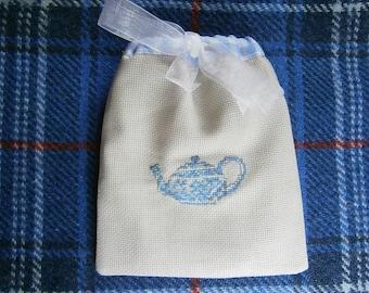 Claudine's teapots