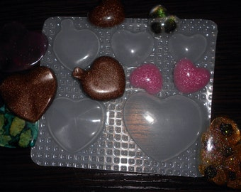 mold for resin, wax, SOAP, pastries, chocolate
