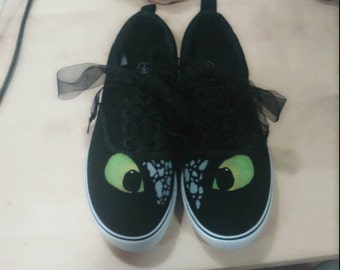 """""""How to train your dragon"""" slippers"""