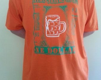 Beer Money Tee Shirt