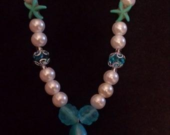Handmade Seashell Necklace