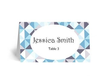 Printable place cards Wedding seating place cards Place cards for wedding Wedding place cards printable Name cards wedding Blank place T7