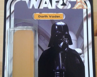 Star Wars Action Figure Re-Card Kit