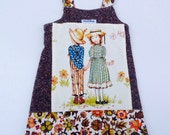 Holly Hobbie Dress - Size 2
