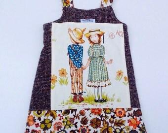Holly Hobbie Dress - Size 2