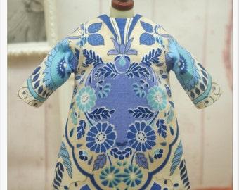 LADYBIRD HOUSE Blythe Outfit Blue Dress