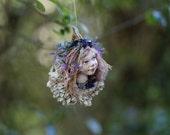 Pixie girl Lissy handmade decoration