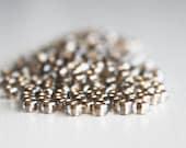 20g Gold lined Black Diamond Size 6 TOHO Seed Beads