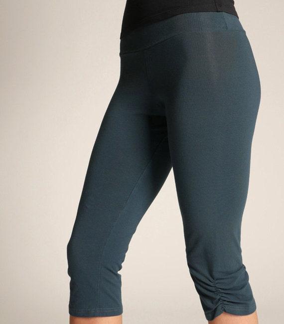 Items Similar To Organic Cotton Asana Yoga Pants On Etsy