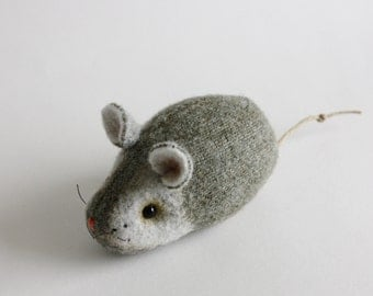 Pocket Mouse - Atlantic Tweed