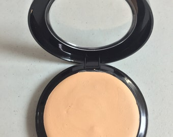 All Natural  Erzulie Perfect Match™  Cream Mineral Foundation in MEDIUM LIGHT  with color adjusting minerals