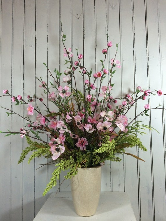 Cherry blossom centerpiece lookup beforebuying
