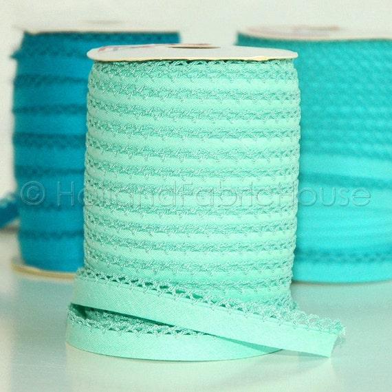 Double Fold Picot Crochet Edge Bias Tape By HollandFabricHouse