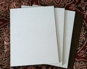 Artist Painting Boards for outside the Utah area- 4 - 11 x 14 Gesso Boards