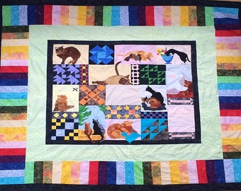 You're Kitten Me! Block of the Month Club